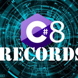 C# 8 records